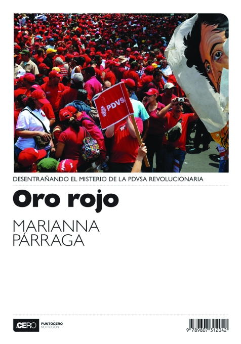 Cover of Oro Rojo